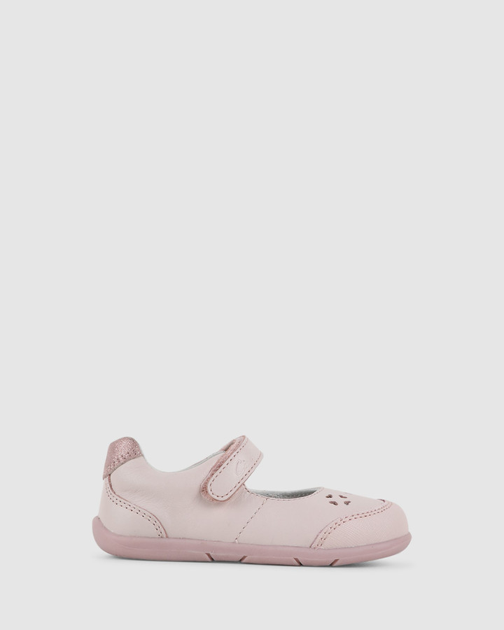 Shoes and Sox Bella Mary Jane Light Pink