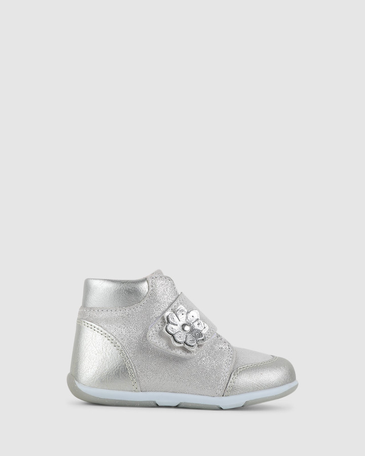 Shoes and Sox Boppy Boot G Soft Metallic