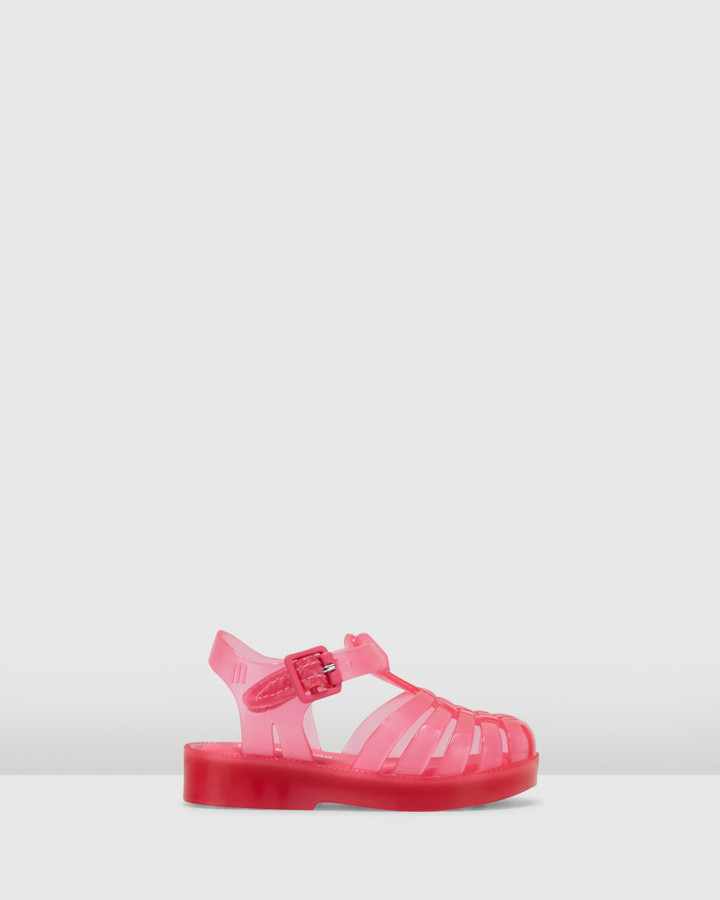 Shoes and Sox Possession Bb Pink Translucent