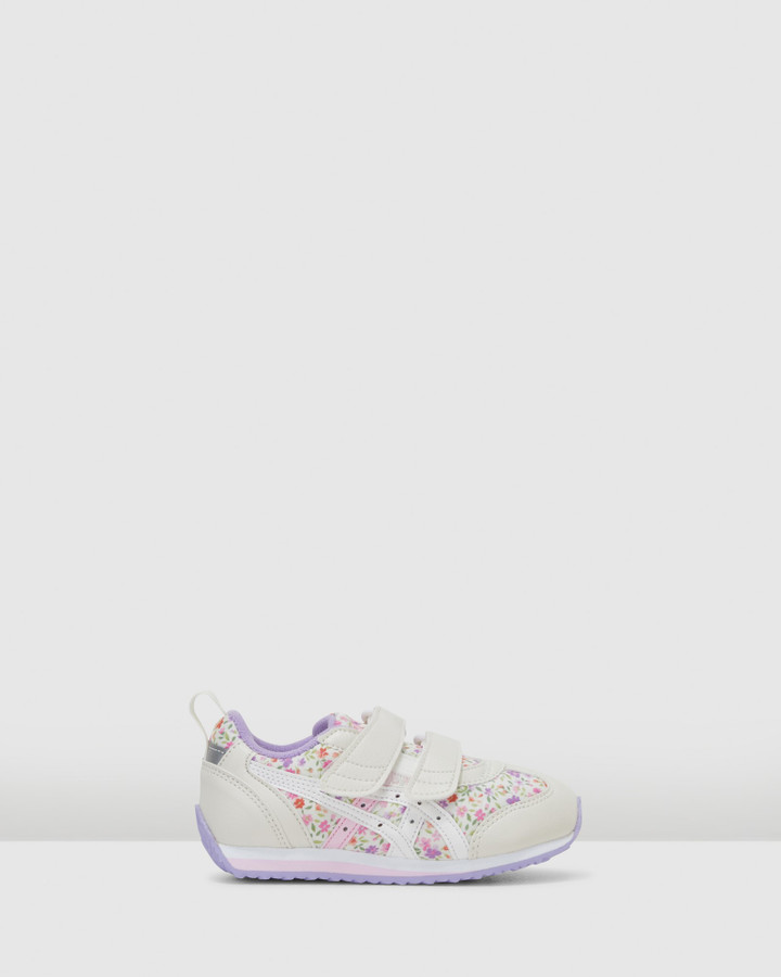 Shoes and Sox Ss Idaho Mini Ct G Lavender Floral