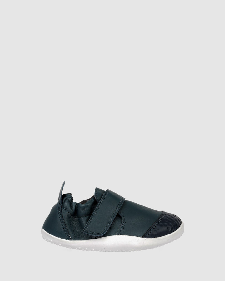 Shoes and Sox Xplorer Go B Navy/White Ii