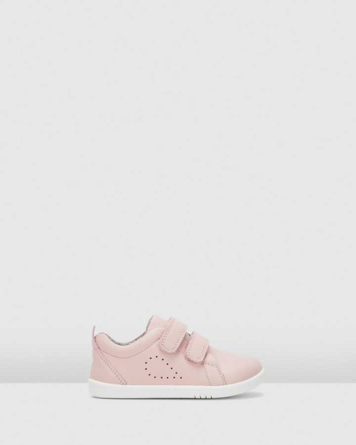 Shoes and Sox Iwalk Grass Court Ii G Sea Shell Pink