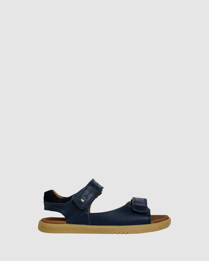 Shoes and Sox Kid+ Driftwood B Navy