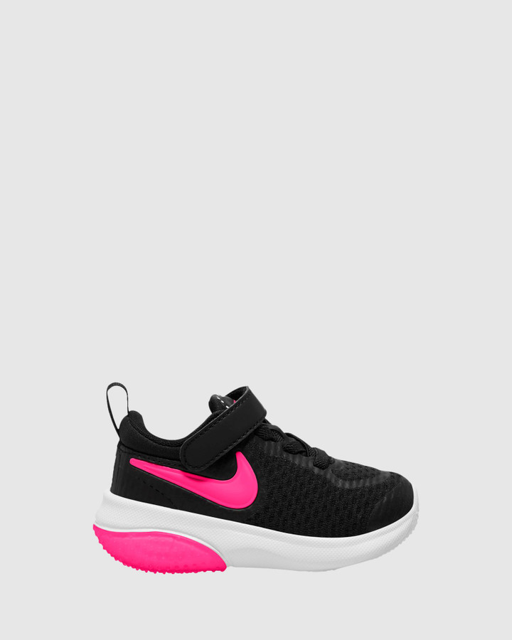 Shoes and Sox Project Pod Inf G Black/Hyper Pink