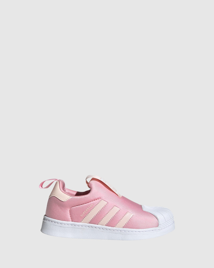 Shoes and Sox Superstar 360 Ps G Light Pink/Pink Tint