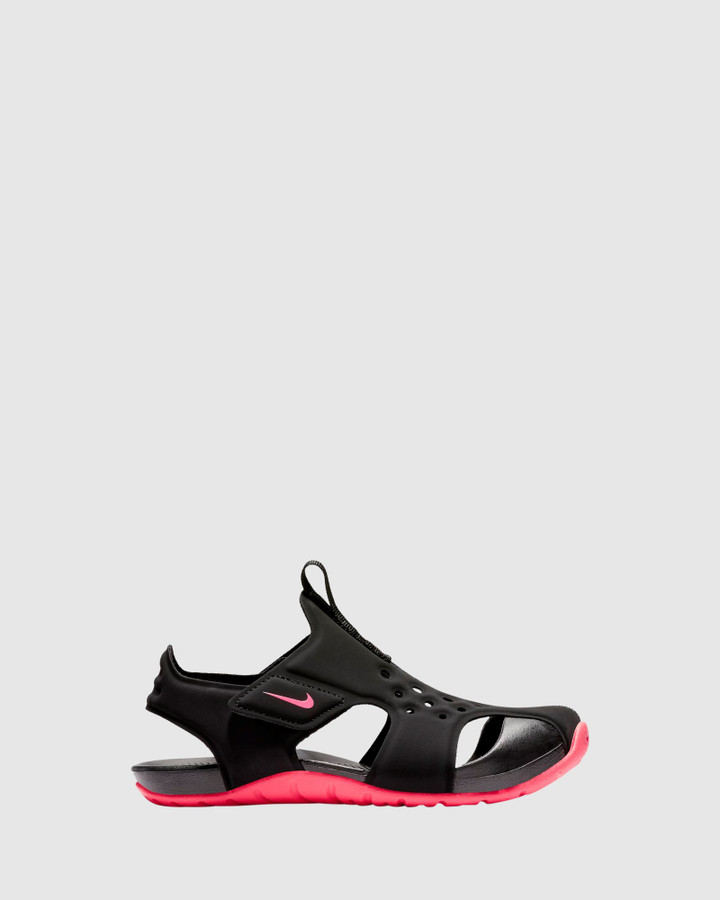 Shoes and Sox Sunray Protect 2 Ps G Black/Racer Pink