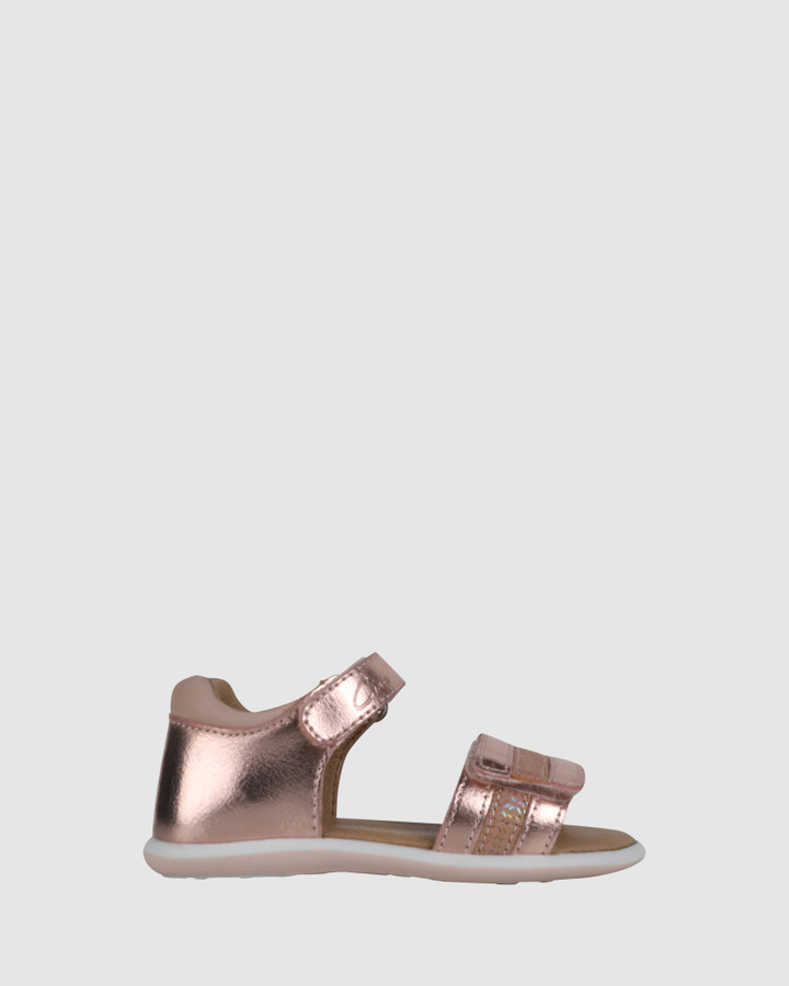 Shoes and Sox Gitta Rose Gold