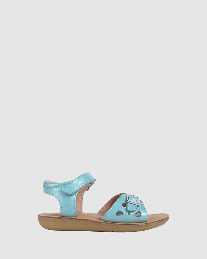 Shoes and Sox Tabitha Ice Blue