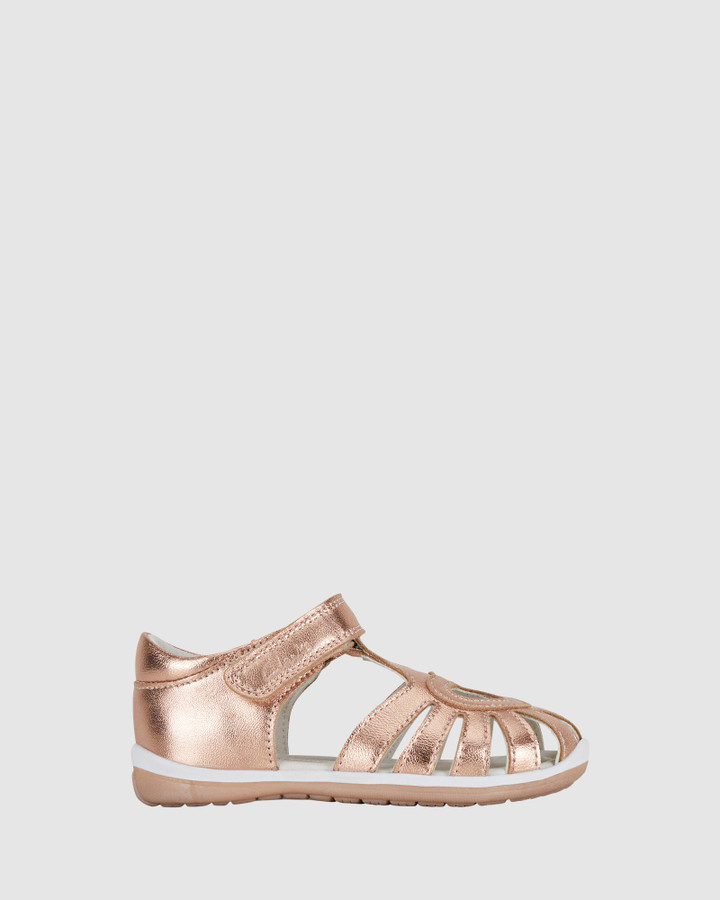 Shoes and Sox Maya Ii Rose Gold