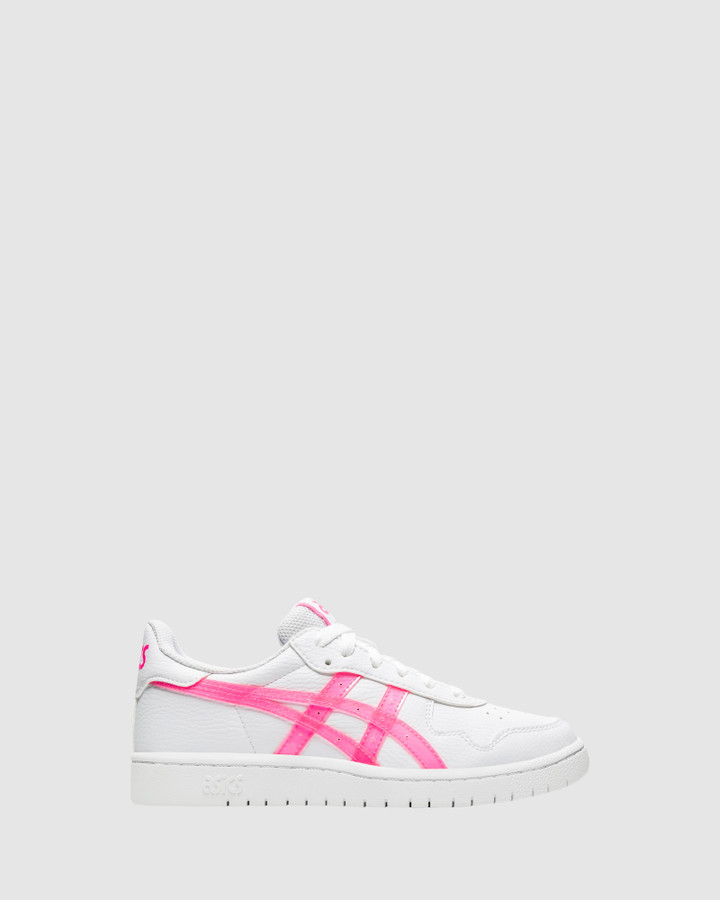 Shoes and Sox Japan S Gs G White/Hot Pink