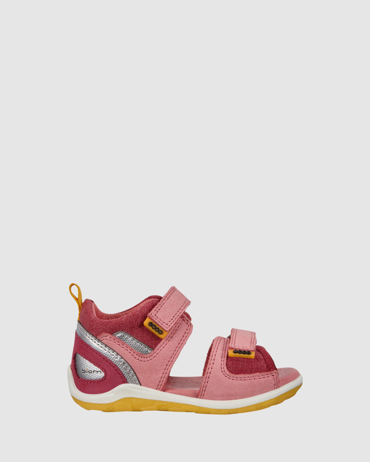 Shoes and Sox Biom Mini Sandal G Bubblegum