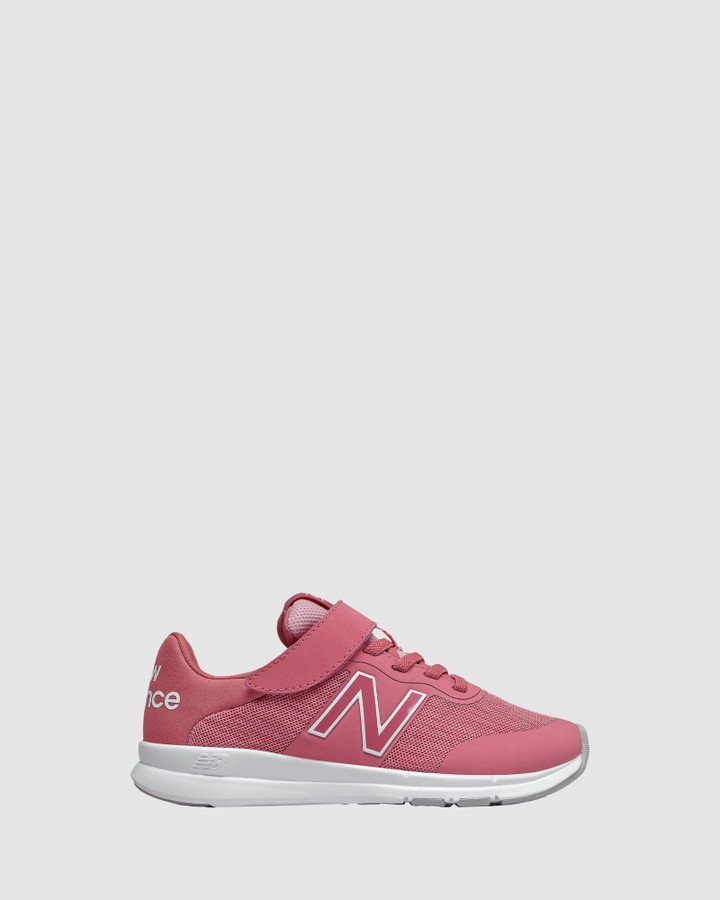 Shoes and Sox Premus Ii Ps G Rose/White