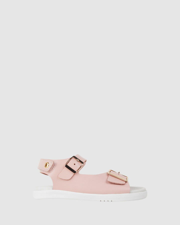 Shoes and Sox Kid+ Soul Sandal G Sea Shell Pink