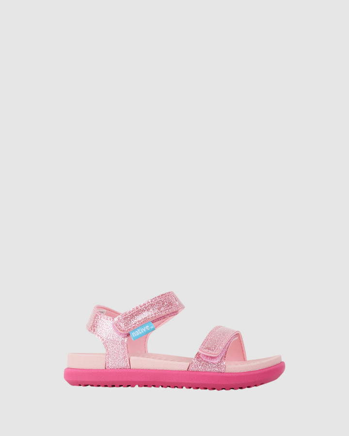 Shoes and Sox Charley G Inf Princess Pink/Pink