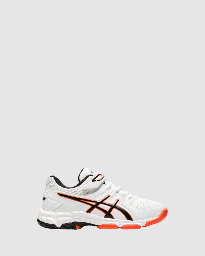 Shoes and Sox Gel 540 Tr Ps B White/Black/ Orange