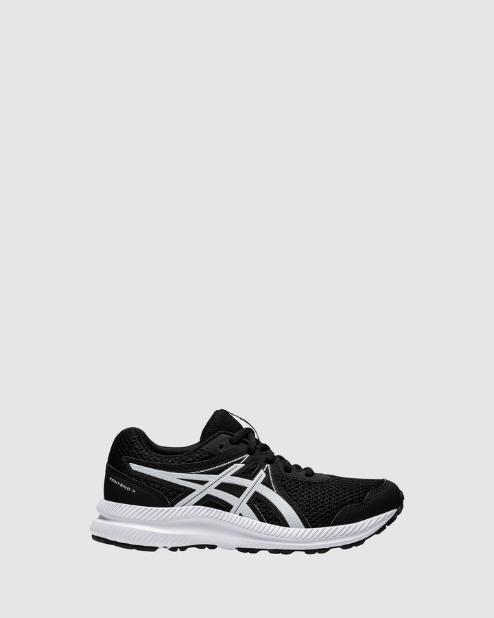 Shoes and Sox Contend 7 Gs B Black/White