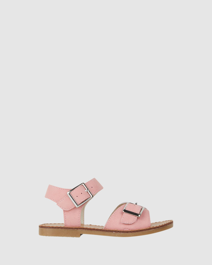 Shoes and Sox Ryder Sandal Pink