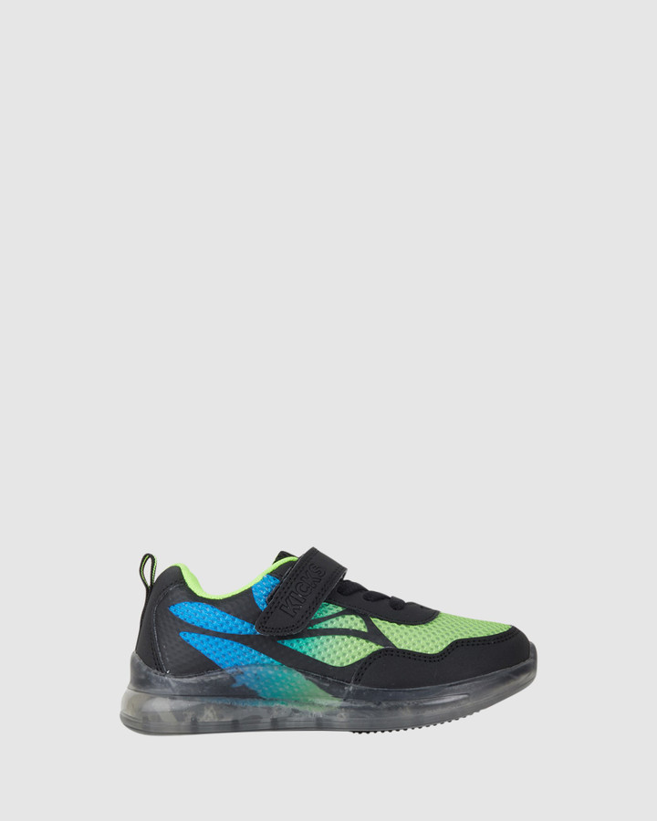 Shoes and Sox Keen Wave B Black/Blue/Lime
