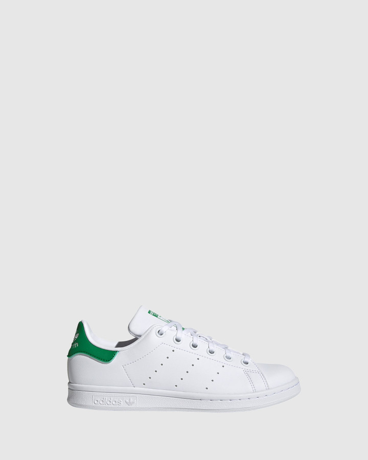 Shoes and Sox Stan Smith Ii  Gs B White/Green