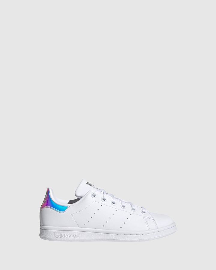 Shoes and Sox Stan Smith Ii  Gs G White/Hologram