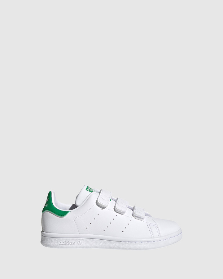 Shoes and Sox Stan Smith Ii Sf Ps B White/Green
