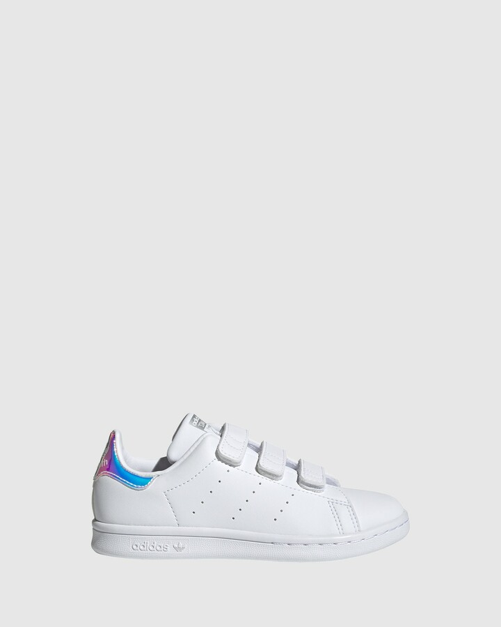 Shoes and Sox Stan Smith Ii Sf Ps G White/Hologram