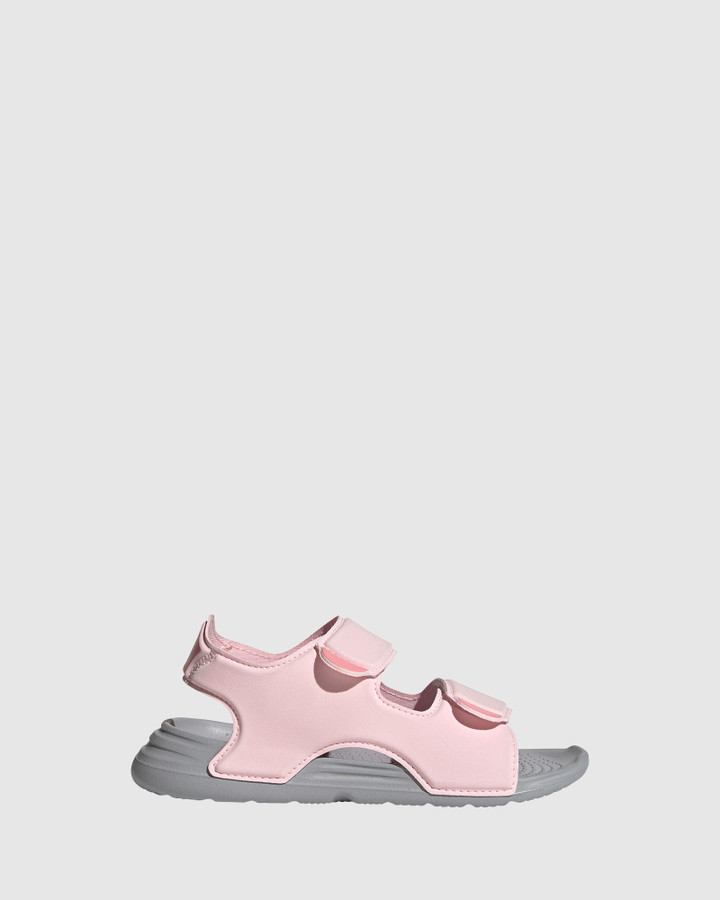 Shoes and Sox Swim Sandal Ps G Pink/Grey