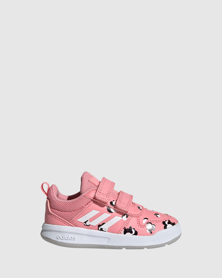 Shoes and Sox Tensaur Minnie Inf Pink/White/Grey