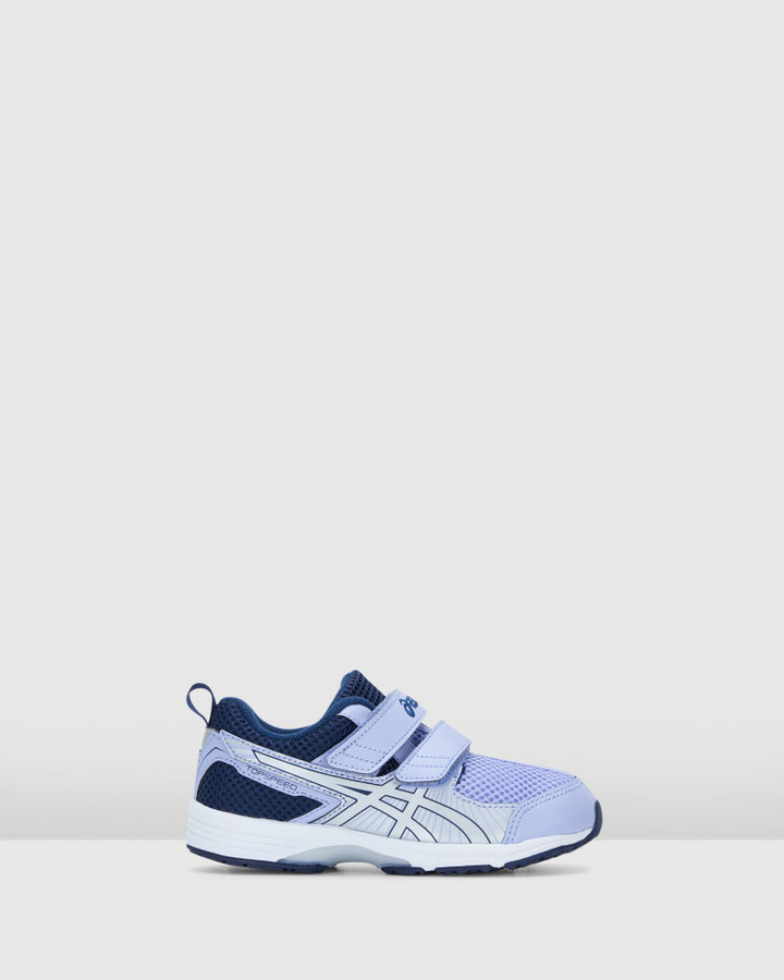 Shoes and Sox Topspeed Mini 4 Ps G Lavender/Silver
