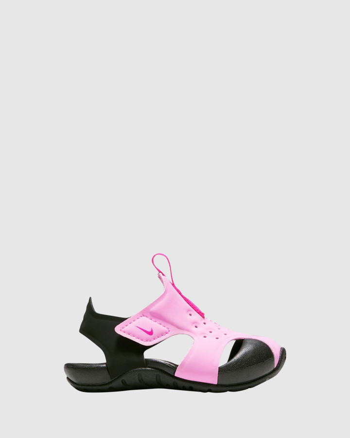 Shoes and Sox Sunray Protect 2 Inf G Psychic Pink/Fuchsia