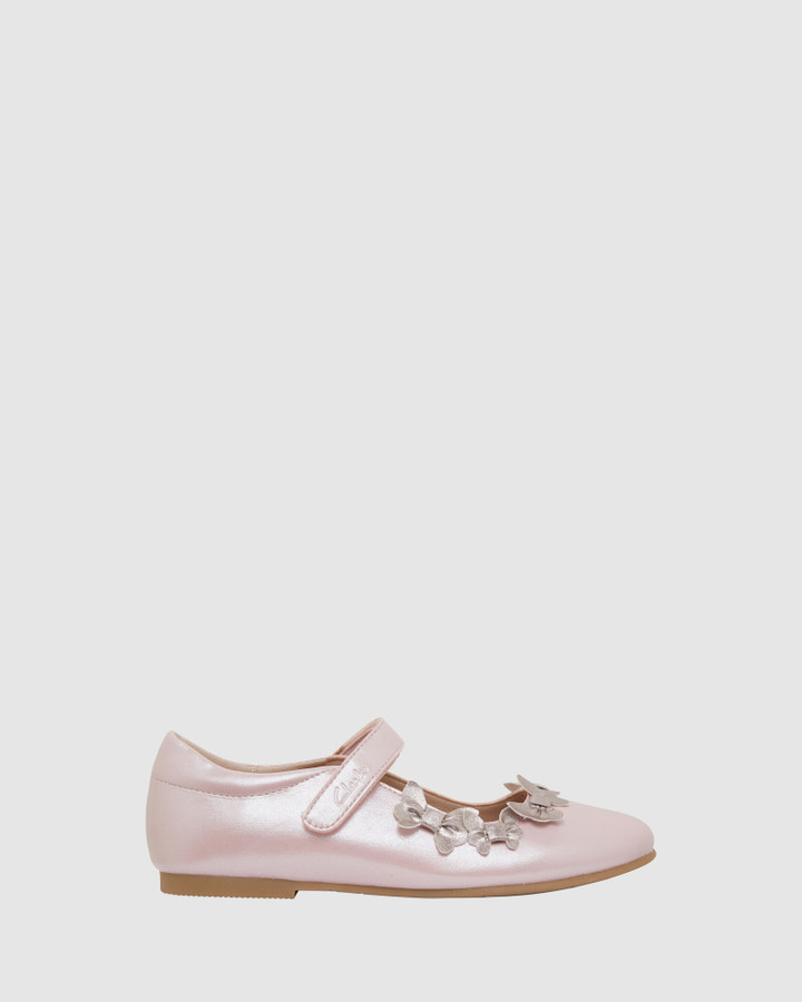 Shoes and Sox Amalfi Pale Pink Pearl