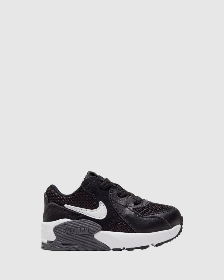 Shoes and Sox Air Max Excee Inf B Black/White/Grey