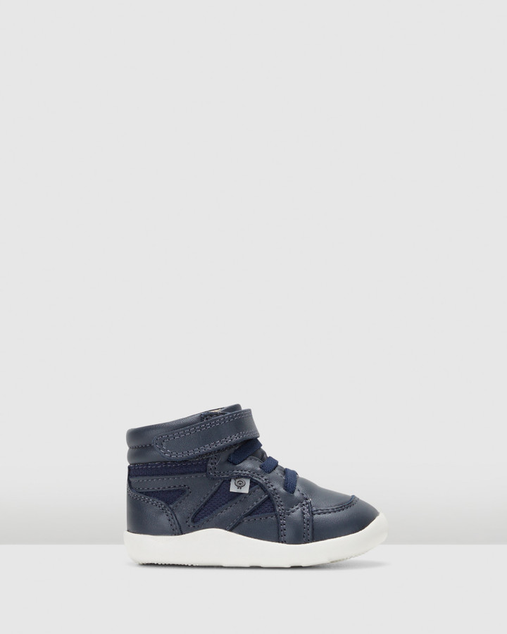 Shoes and Sox Shizam Hi B Navy/Navy