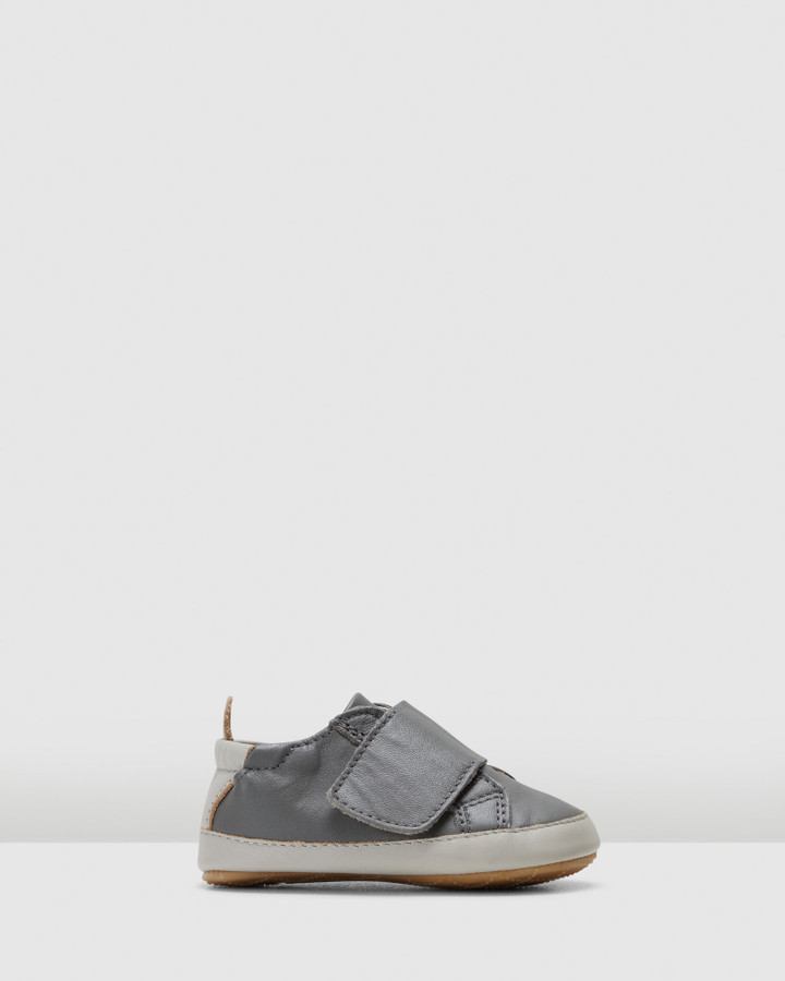 Shoes and Sox Wendle Grey