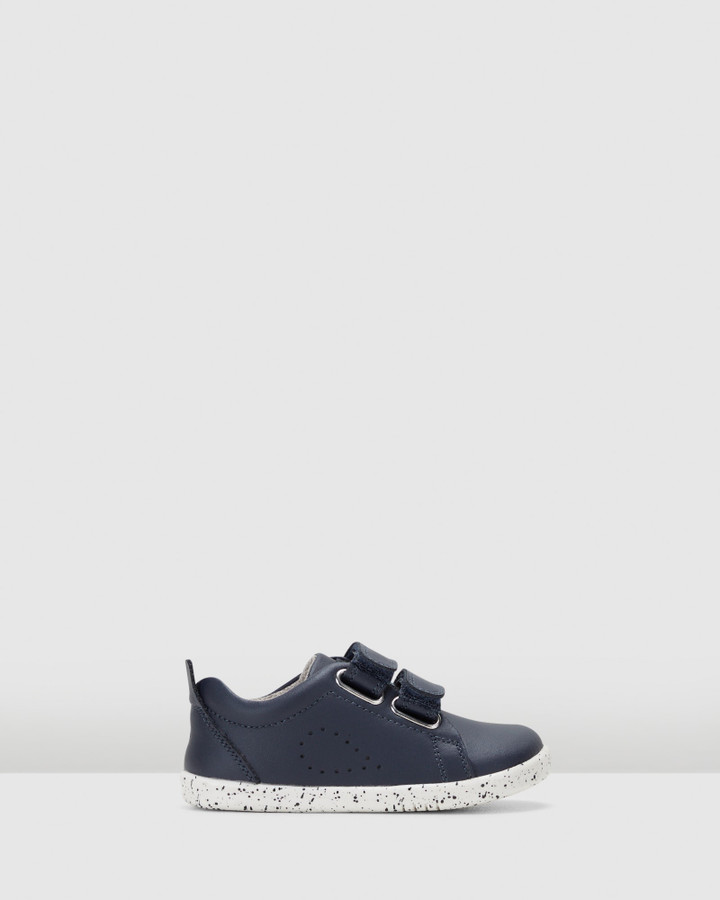 Shoes and Sox Iwalk Grass Court Switch B Navy
