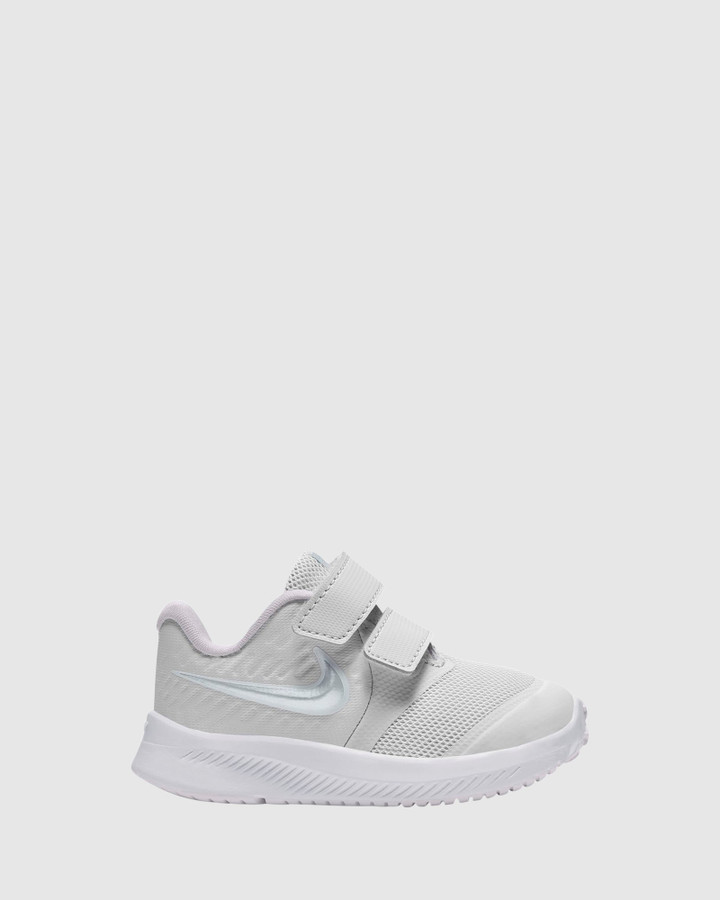 Shoes and Sox Star Runner 2 Inf G Platinum Tint/Light Violet