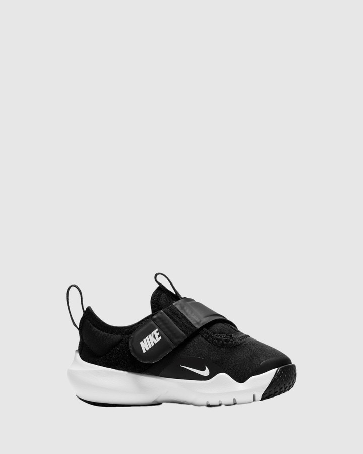 Shoes and Sox Flex Advance Inf B Black/White/Red