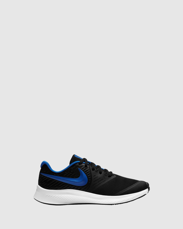 Shoes and Sox Star Runner 2 Gs B Black/Game Royal