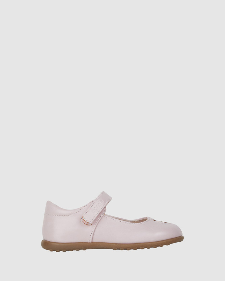Shoes and Sox Carla Mj Light Pink