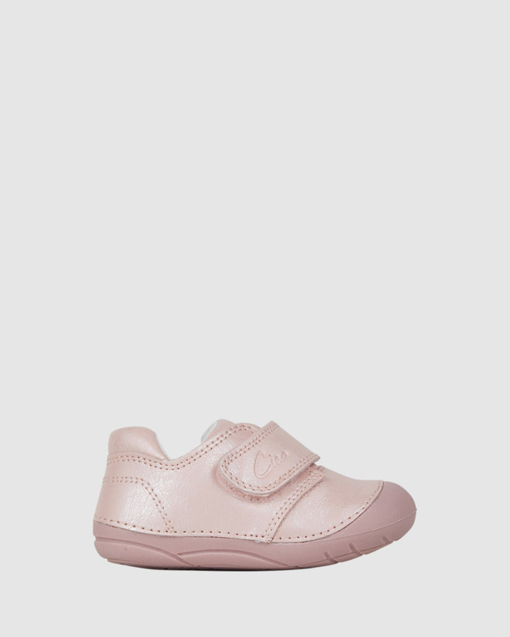 Shoes and Sox Bailey G Light Pink