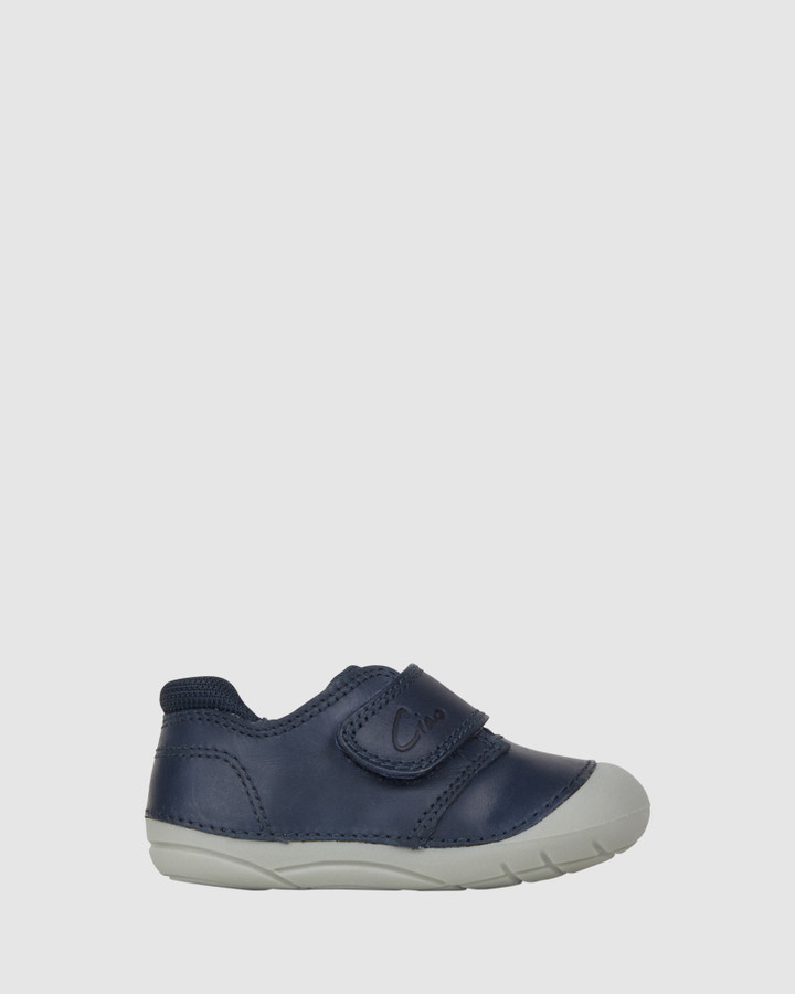 Shoes and Sox Bailey Sport B Navy