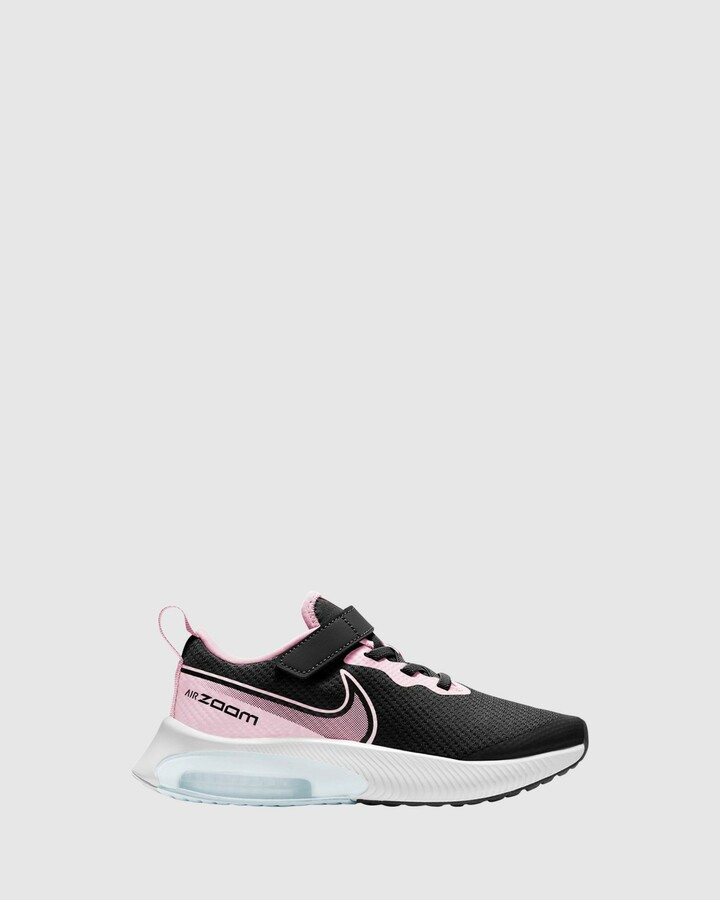 Shoes and Sox Air Zoom Arcadia Ps G Black/Pink Foam