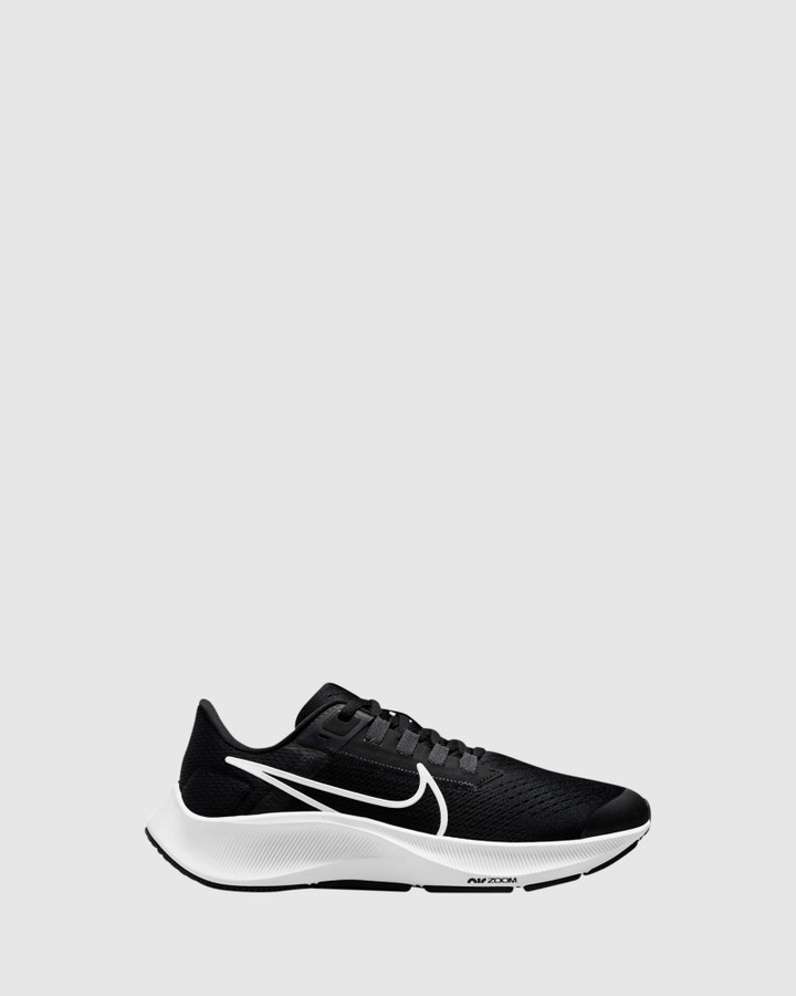 Shoes and Sox Air Zoom Pegasus 38 Gs B Black/White/Anthracite