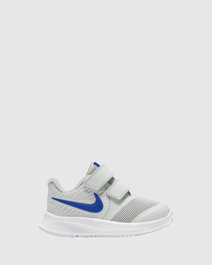 Shoes and Sox Star Runner 2 Inf B Photon Dust/Royal
