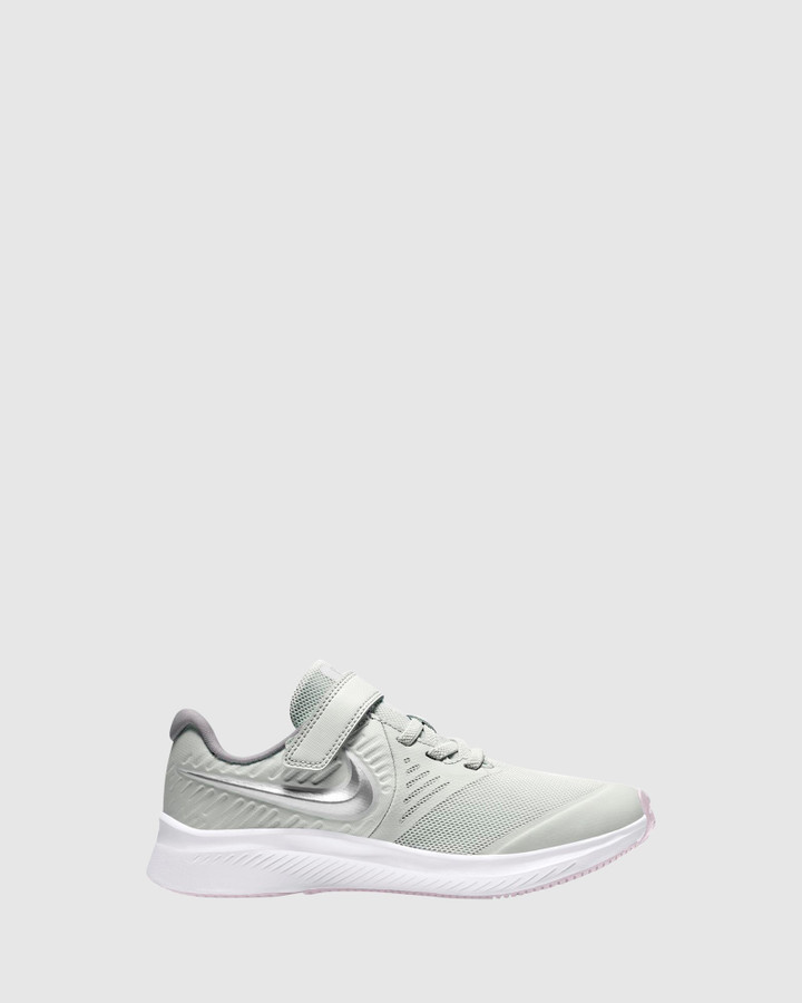 Shoes and Sox Star Runner 2 Ps G Platinum Tint/Light Violet