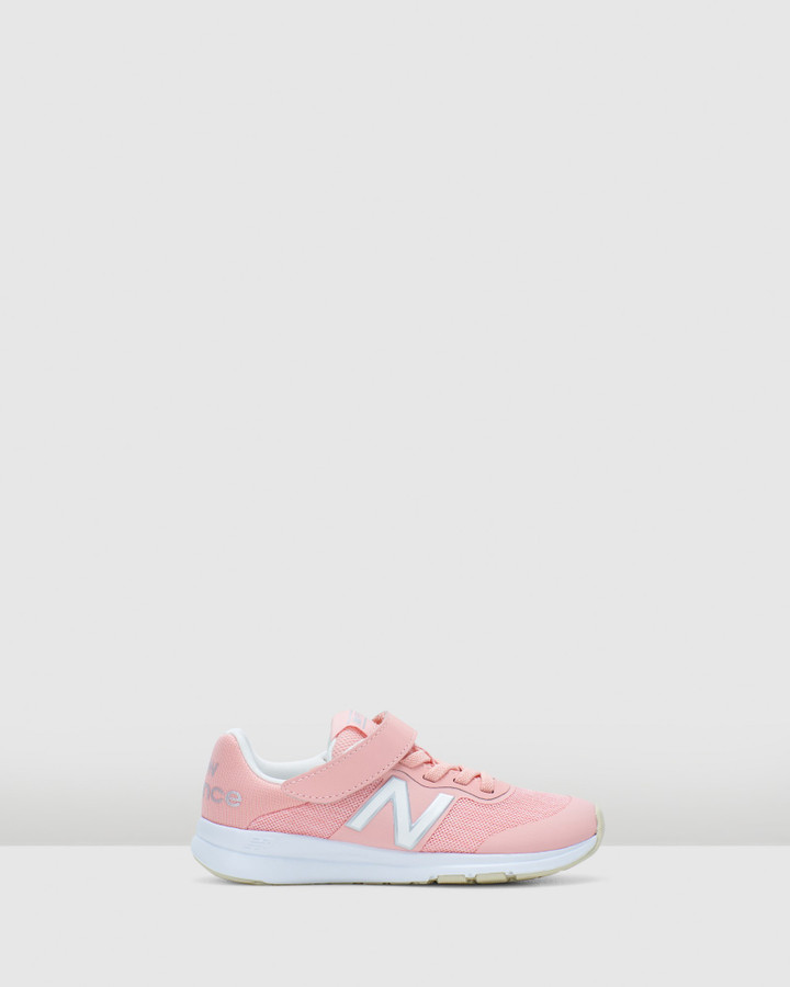 Shoes and Sox Premus Ii Ps G Light Pink