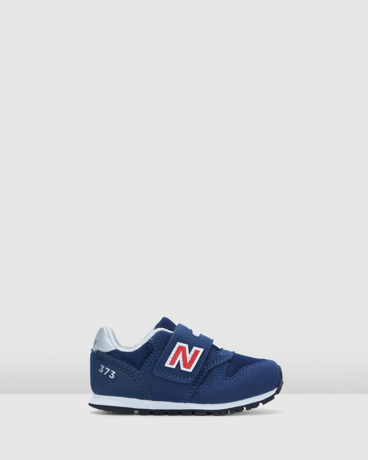 Shoes and Sox 373 V2 Inf B Navy/Red