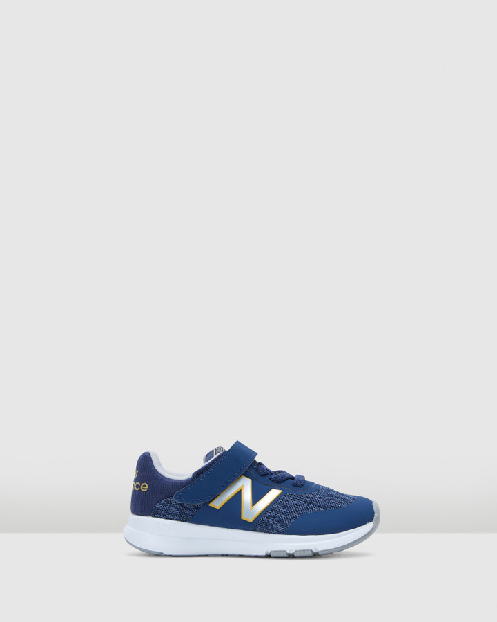 Shoes and Sox Premus Ii Inf B Navy