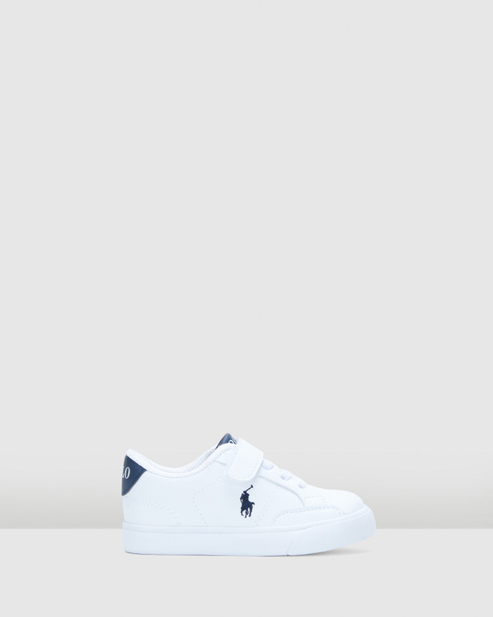 Shoes and Sox Theron Iv Ps Inf B White/Navy