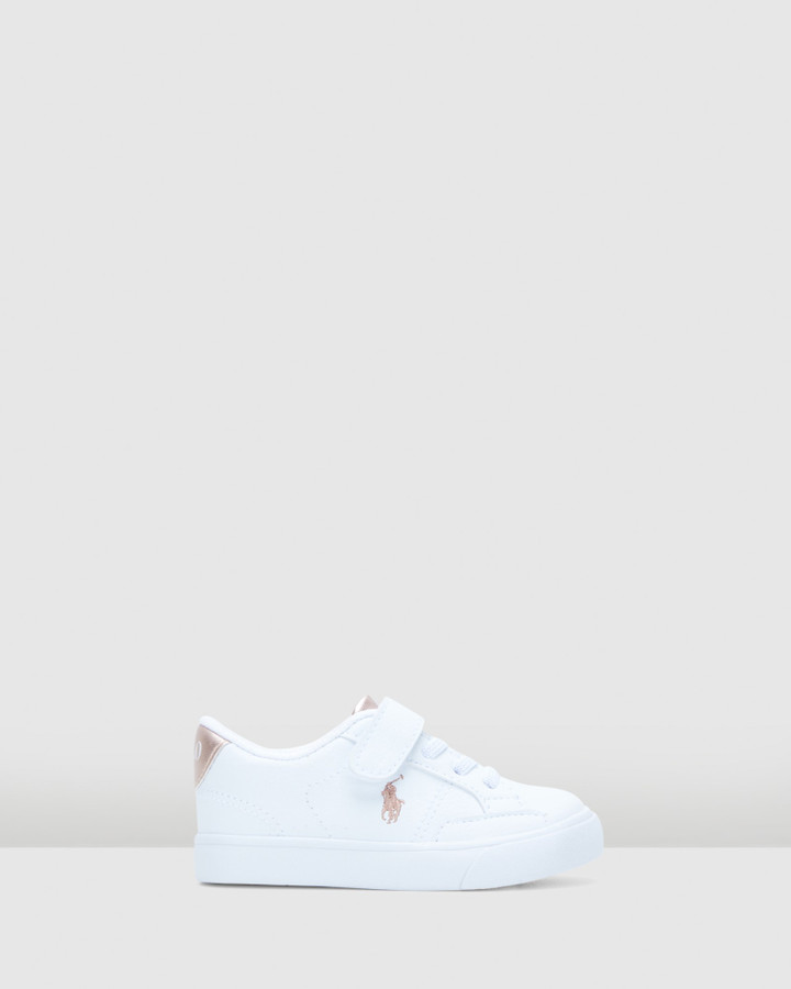 Shoes and Sox Theron Iv Ps Inf G White/Rose